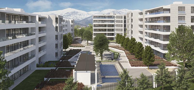 Imagen principal del proyecto Edificio Reserva San Francisco