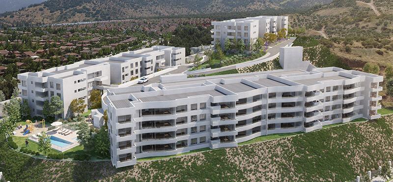 Imagen principal del proyecto Edificios Cumbres la Dehesa