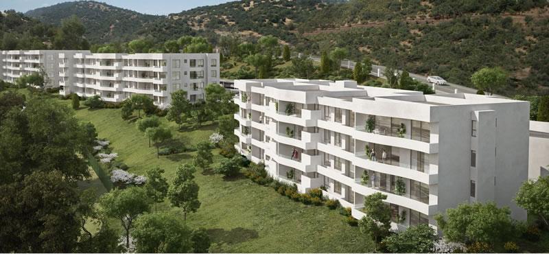 Imagen principal del proyecto Edificios Cumbres la Dehesa 2