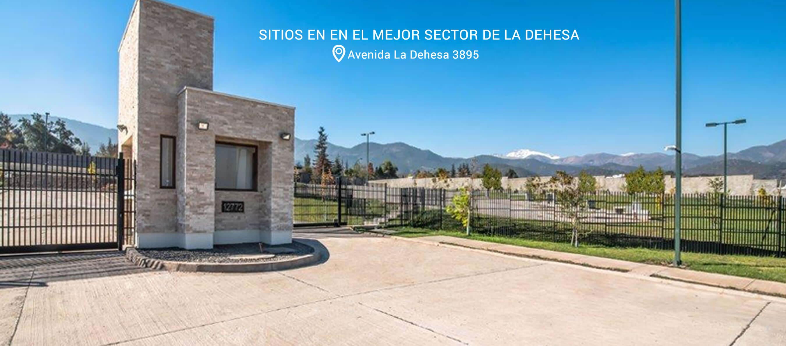 Loteo Quillayes de La Dehesa, La Dehesa
