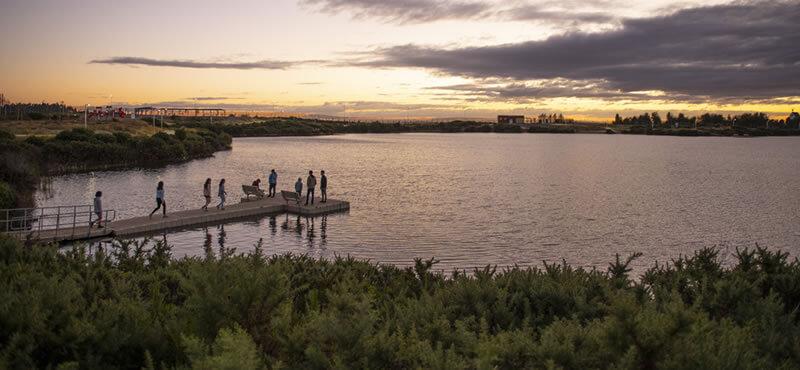Imagen principal del proyecto Santuario de la Laguna